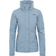 The North Face Sangro Jas Dames grijs